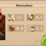 Maraudeur goodgame empire