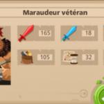 maraudeur veteran good game empire